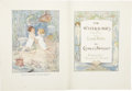 Books:Children's Books, Charles Kingsley. The Water-Babies. London and New York,1908. First edition. Twelve color plates by Margaret Ta...