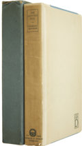 Books:Signed Editions, W. Somerset Maugham. The Painted Veil. New York: George H.Doran Company, 1925.. Large paper first edition, limite...
