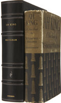 Books:Signed Editions, W. Somerset Maugham. Ah King. London: William Heinemann, Ltd., [1933].. First edition. Signed by Maugham on th...