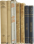 Books:First Editions, W. Somerset Maugham. First American Editions of Seven Plays,including: Penelope. [and:] Smith. Two copies i...(Total: 7 Items)