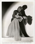 """Movie Posters:Horror, Lon Chaney Jr. and Evelyn Ankers in """"The Wolf Man"""" (Universal, 1941). Publicity Still (8"""" X 10"""").. ..."""