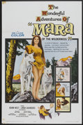 "Movie Posters:Adventure, Mara of the Wilderness (Allied Artists, 1965). One Sheet (27"" X41""). Adventure.. ..."