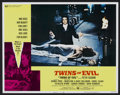 """Movie Posters:Horror, Twins of Evil (Universal, 1971). Lobby Card Set of 8 (11"""" X 14""""). Horror.. ... (Total: 8 Items)"""