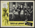 "Movie Posters:Rock and Roll, Twist All Night (American International, 1962). Lobby Card Set of 8(11"" X 14""). Rock and Roll.. ... (Total: 8 Items)"