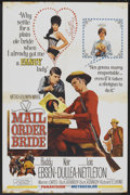 """Movie Posters:Comedy, Mail Order Bride (MGM, 1964). One Sheet (27"""" X 41""""). Comedy.. ..."""