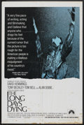 """Movie Posters:War, The Long Day's Dying (Paramount, 1968). One Sheet (27"""" X 41"""").War.. ..."""