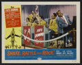 "Movie Posters:Rock and Roll, Shake, Rattle and Rock (American International, 1956). Lobby CardSet of 8 (11"" X 14""). Rock and Roll.. ... (Total: 8 Items)"
