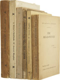 Books:First Editions, W. Somerset Maugham. Six Books, Including Five Proof Copies. Allpublished by Heinemann, all in wraps: The Bread-Winner....(Total: 6 Items)