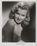 "Movie Posters, Marilyn Monroe Still (United Artists, 1948). Still (8"" X 10"").. ..."