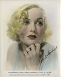 """Movie Posters:Comedy, Carole Lombard in """"Lady by Choice"""" (Columbia, 1934). Color-GlosStill (8"""" X 10"""").. ..."""