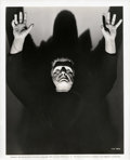 "Movie Posters:Horror, Lon Chaney, Jr. in ""The Ghost of Frankenstein"" (Universal, 1942). Still (8"" X 10"").. ..."