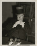 "Movie Posters:Comedy, W. C. Fields in ""My Little Chickadee"" (Paramount, 1940). Still (8""X 10"").. ..."