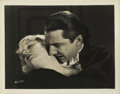 "Movie Posters:Horror, Bela Lugosi and Helen Chandler in ""Dracula"" (Universal, 1931).Still (8"" X 10"").. ..."