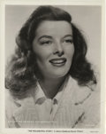 "Movie Posters:Miscellaneous, Katharine Hepburn in ""The Philadelphia Story"" Still (MGM, 1940). Still (8"" X 10"").. ..."