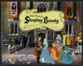"Movie Posters:Animated, Sleeping Beauty (Buena Vista, R-1970). Lobby Card Set of 8 (11"" X14""). Animated.. ... (Total: 8 Items)"