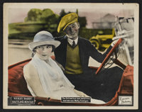 "Battling Bunyon (Encore Pictures, 1925). Lobby Cards (4) (11"" X 14""). Comedy. ... (Total: 4 Items)"