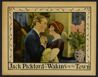 "Waking up the Town (United Artists, 1925). Lobby Cards (5) (11"" X 14""). Comedy. ... (Total: 5 Items)"