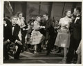 "Movie Posters:Drama, James Stewart and Donna Reed in ""It's a Wonderful Life"" (RKO,1946). Keybook Still (8"" X 10"").. ..."