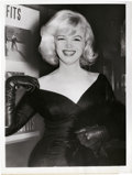 """Movie Posters:Drama, Marilyn Monroe in """"The Misfits"""" (United Artists, 1961). Still(6.75"""" X 9"""").. ..."""