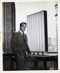 "Movie Posters:Drama, Gary Cooper in ""The Fountainhead"" (Warner Brothers, 1949). Still (8"" X 10"").. ..."