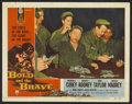 "Movie Posters:War, The Bold and the Brave (RKO, 1956). Lobby Cards (7) (11"" X 14"").War.. ... (Total: 7 Items)"