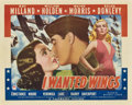 "Movie Posters:War, I Wanted Wings (Paramount, 1941). Half Sheet (22"" X 28"") Style B....."