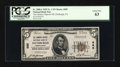 National Bank Notes:Pennsylvania, Pittsburgh, PA - $5 1929 Ty. 1 The Farmers Deposit NB Ch. # 685....