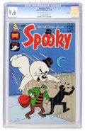 Bronze Age (1970-1979):Humor, Spooky #121 File Copy (Harvey, 1970) CGC NM+ 9.6 Off-white to whitepages....