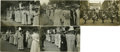 Political:Small Paper (1896-present), Woman's Suffrage: Five Photographs by Mrs. Albert Broom. ...