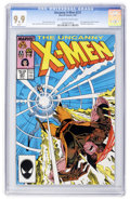 Modern Age (1980-Present):Superhero, X-Men #221 (Marvel, 1987) CGC MT 9.9 Off-white to white pages....