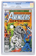 Modern Age (1980-Present):Superhero, The Avengers #191 (Marvel, 1980) CGC NM/MT 9.8 White pages....