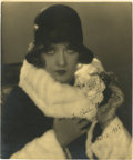 """Movie Posters:Miscellaneous, Marion Davies by Ruth Harriet Louise (MGM, 1928). Autographed Still (10"""" X 12"""").. ..."""