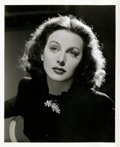 """Movie Posters:Comedy, Hedy Lamarr in """"Heavenly Body"""" (MGM, 1944). Still (8"""" X 10"""").. ..."""