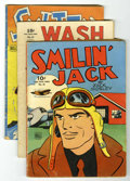 Golden Age (1938-1955):Miscellaneous, Four Color Group (Dell, 1938-48) Condition: Average VG-....