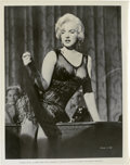 "Movie Posters:Comedy, Marilyn Monroe in ""Some Like it Hot"" (United Artists, 1959). Still(8"" X 10"").. ..."
