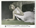 """Movie Posters:Hitchcock, Grace Kelly in """"Dial M for Murder"""" (Warner Brothers, 1954).Color-Glos Still (8"""" X 10"""").. ..."""