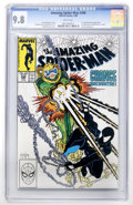 Modern Age (1980-Present):Superhero, The Amazing Spider-Man #298 (Marvel, 1988) CGC NM/MT 9.8 Whitepages....