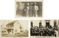 Political:Small Paper (1896-present), Woman's Suffrage: Three New Jersey Real Photo Cards.... (Total: 3 Items)