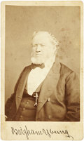 Photography:CDVs, Brigham Young: Carte de Visite....