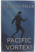 Books:Signed Editions, Clive Cussler. Pacific Vortex. Aliso Viejo: James Cahill, [2000]. First thus. Limited to 2500 copies. Signed b...