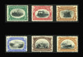 Stamps, Early twentieth Century Commemoratives. (No Gum).... (Total: 2 Card)