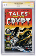 Modern Age (1980-Present):Horror, Tales From the Crypt #5 Signature Series (Gladstone, 1991) CGC NM-9.2 White pages....