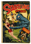 Golden Age (1938-1955):Science Fiction, Startling Comics #45 (Better Publications, 1947) Condition: GD+....