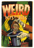 Golden Age (1938-1955):Horror, Weird Mysteries #6 Incomplete (Gillmor, 1953) Condition: PR....