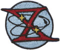 Explorers:Space Exploration, Gemini 10 Flown Embroidered Mission Insignia Patch Directly fromthe Personal Collection of Mission Commander John Young, Cert...