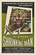 """Movie Posters:Horror, The Incredible Shrinking Man (Universal International, 1957). One Sheet (27"""" X 41"""").. ..."""