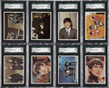"Non-Sport Cards:General, 1964 Topps ""Beatles-Color"" High Grade Complete Set (64). ..."