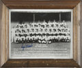 Autographs:Photos, Roger Maris Signed 1961 New York Yankees Team Photograph. ...