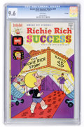 Bronze Age (1970-1979):Humor, Richie Rich Success Stories #59 File Copy (Harvey, 1974) CGC NM+9.6 White pages....