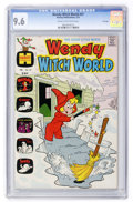 Bronze Age (1970-1979):Humor, Wendy Witch World #47 File Copy (Harvey, 1973) CGC NM+ 9.6 Cream tooff-white pages....